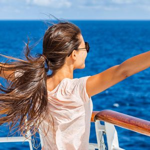 Cruise Vacations Offer Stress-Free Travel